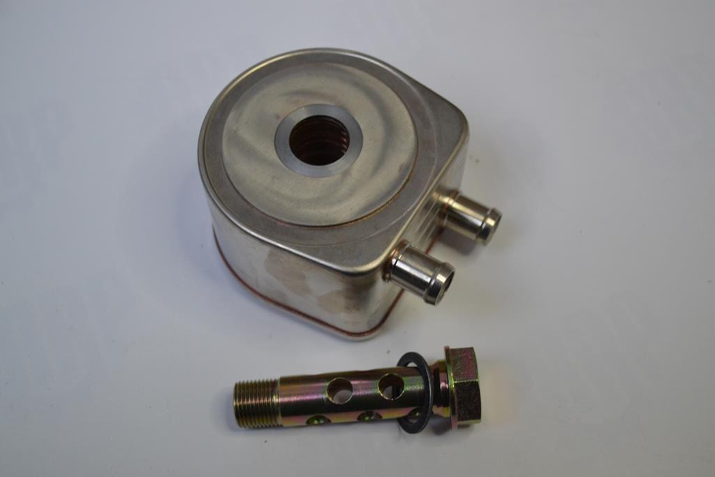 Chłodnica oleju silnikowa JCB 3CX 4CX