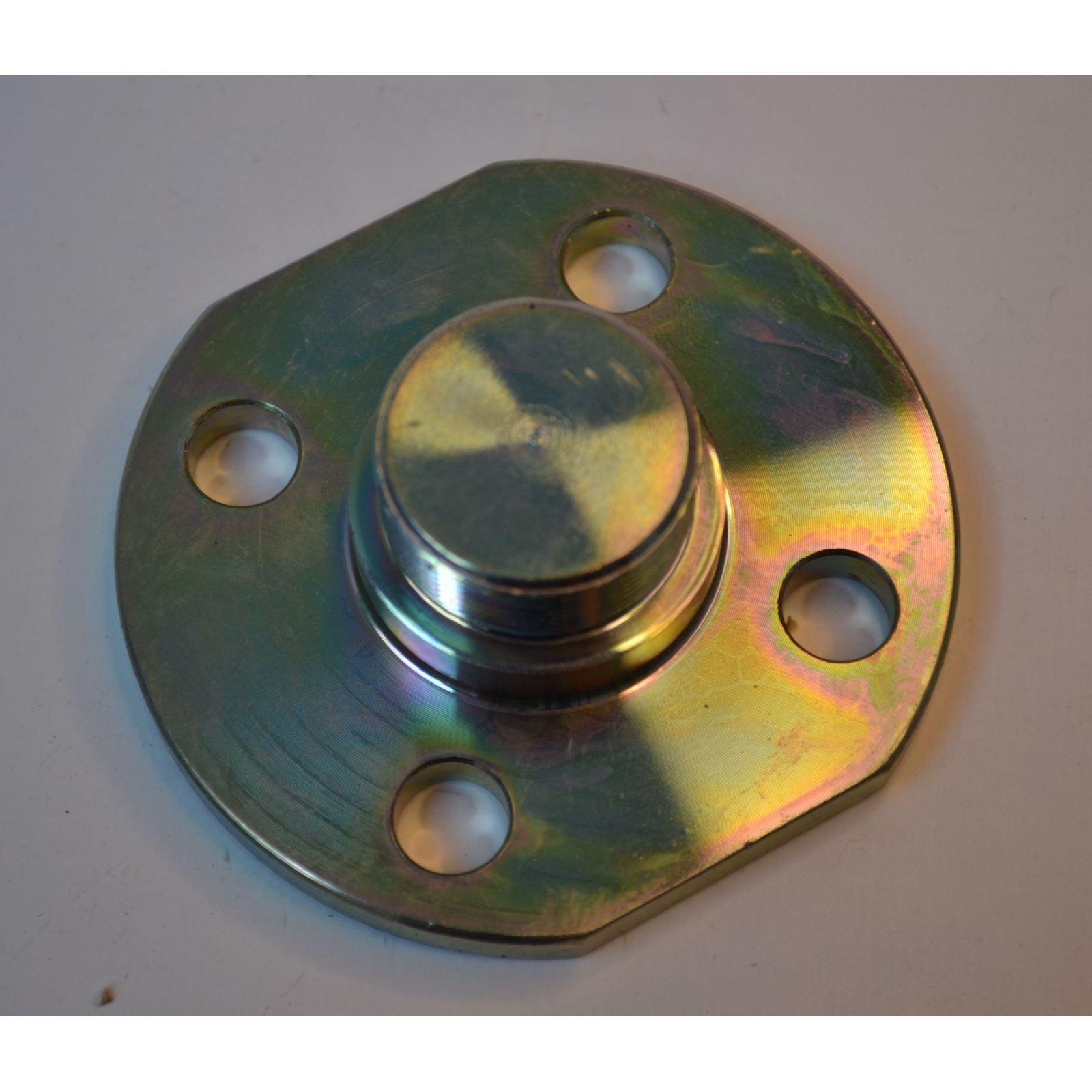 Flansza sprzęgła wiskotycznego Case NH 580M B90B