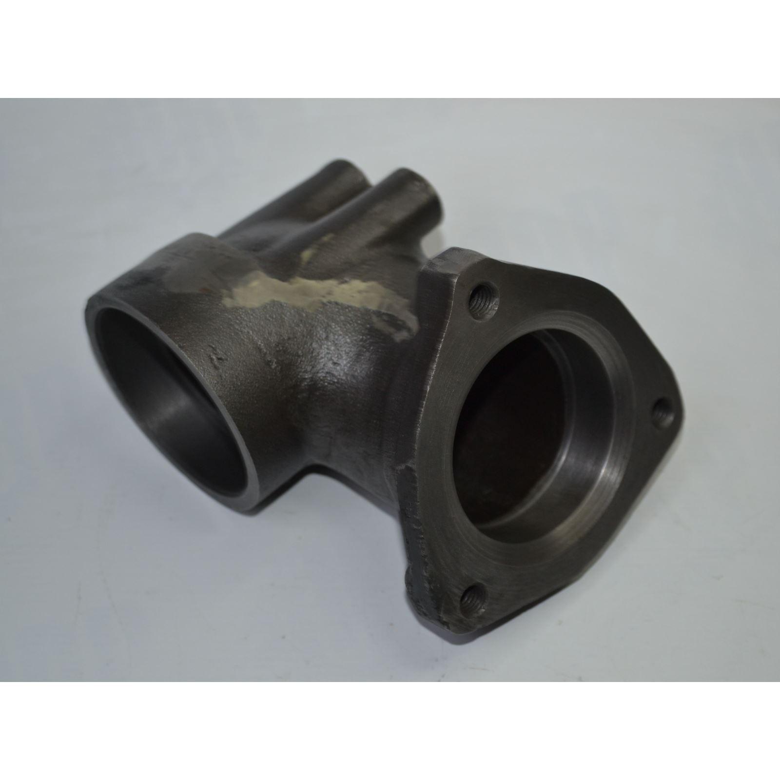Kolanko turbosprężarki JCB 3CX 4CX 526S 532 537